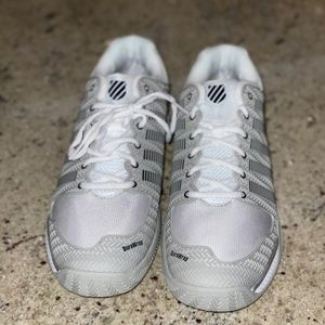 K-Swiss 03377-080 M Low Mens Tennis Shoes Size 13